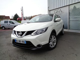 Nissan Qashqai 1.6 dCi 130ch Connect Edition All-Mode 4x4-i 58032 km