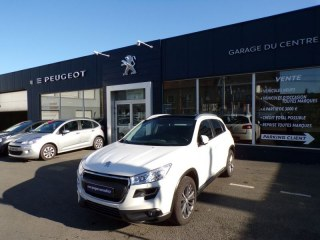 Peugeot 4008 1.6 HDI 115CH STYLE 4WD 106550 km