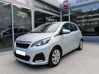 Peugeot 108 1.0 VTi Active Top 3p 78500 km