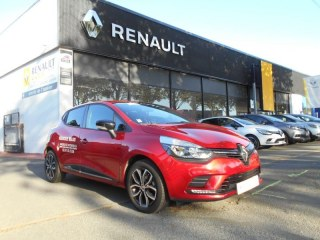 Renault Clio IV TCE 90 CV Limited