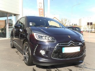 Citroën DS3 PURE TECH 110 SERIE 1955 22500 km