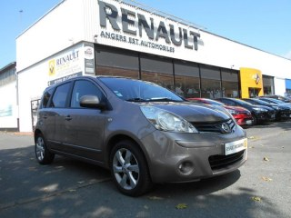 Nissan Note 1.5 DCI 86 CV Life +