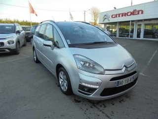 Citroën Grand C4 Picasso HDi 150 FAP 7 pl Exclusive BMP6 103160 km
