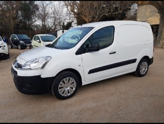 Citroën Berlingo II 1.6 E-HDI 90 BUSINESS BMP6 83998 km