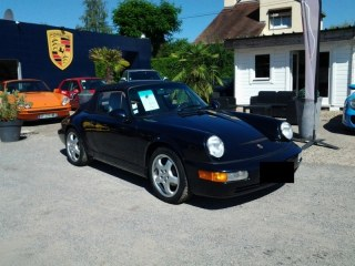 Porsche 911 Type 964 PORSCHE 964 CABRIOLET C4  132260 km