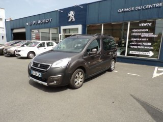 Peugeot Partner Tepee 1.6 Hdi 100ch Outdoor 65887 km