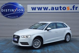 Audi A3 ATTRACTION TDI 110 CH 10 km