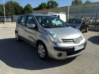 Nissan Note 1.5 dCi 86ch Mix 158220 km