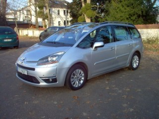 GRAND C4 PICASSO 1.6 HDI EXCLUSIVE  7 PLACES