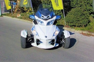 SPYDER RT LIMITED BLANC JV RACING MONTPELLIER BRP CAN-AM LANGUEDOC ROUISSILLON