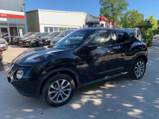 Nissan Juke 1.5 dCi 110 FAP Start/Stop System Connect Edition 109500 km