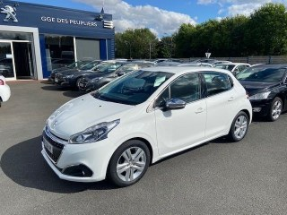Peugeot 208 ALLURE BUSINESS 1.6L BLUEHDI 100 CV BVM5 61547 km