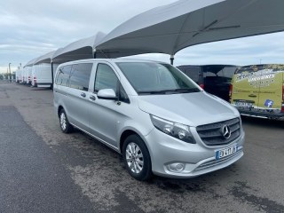 Mercedes Vito 116cdi / 9 places / 2018 / 22 990 HT