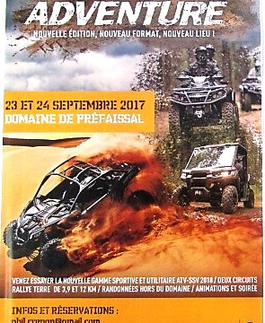 CAN AM AVENTURE