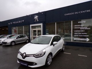 Renault Clio 1.5 DCI 75CH BUSINESS 75270 km