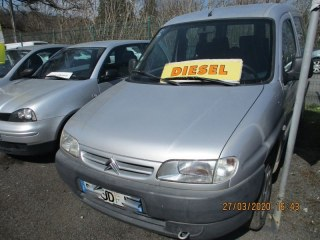 BERLINGO 1900 DIESEL 70 CV 5 PLACES