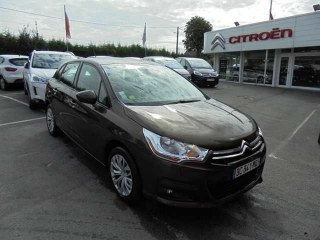 Citroën C4 HDi 90 FAP Attraction 72895 km