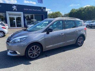 Renault Grand Scenic EDITION BOSE 1.6L DCI 130 CV BVM6 7 PLACES  125982 km