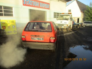 FIAT UNO FIRE 1000 ESSENCE 45 CV