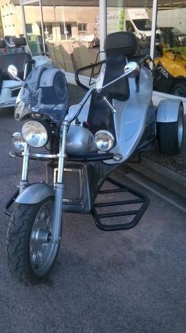 TRIKE BOOM 2 places 500 cc