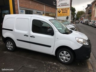 Renault kangoo blue dci 95cv boite 6 vitesse grand confort clim regulateur buetooth disponible