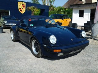 PORSCHE 911 SPEEDSTER 3.2 l 231 cv TURBO LOOK
