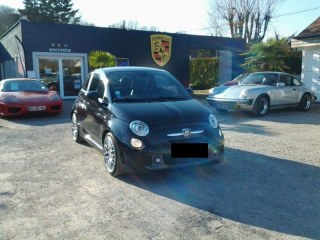 FIAT 595 ABARTH 160 CV