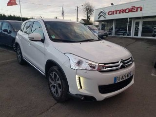 Citroën C4 Aircross HDi 115 S&S 4x2 Exclusive 12600 km