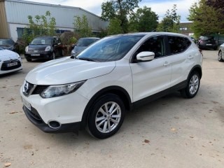 Nissan Qashqai 1.5 dCi 110 Stop/Start Connect Edition 83950 km