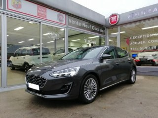 Ford Focus 1.5 EcoBoost 150ch Stop&Start Vignale BVA 5550 km