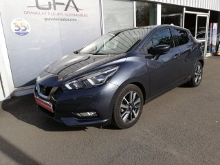 Nissan Micra 0.9 IG-T 90ch N-Connecta 17994 km