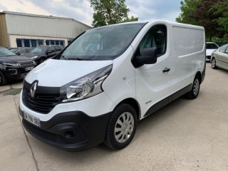 Renault Trafic FOURGON FGN L1H1 1000 KG DCI 120 ENERGY GRAND CONFORT 51500 km