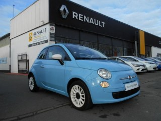 Fiat 500 1.2 8V 69 CV Color Therapy Blue
