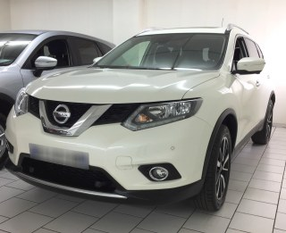 Nissan X-Trail Connect edition 27350 km