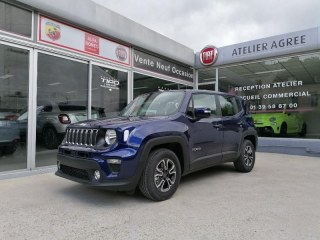 Jeep Renegade 1.3 GSE T4 150ch Longitude Business BVR6 10 km