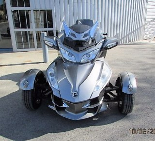 SPYDER RT S JV RACING MONTPELLIER BRP CAN-AM SEA-DOO