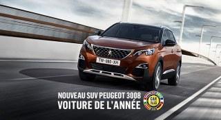 Venez essayer le nouveau Peugeot SUV 3008