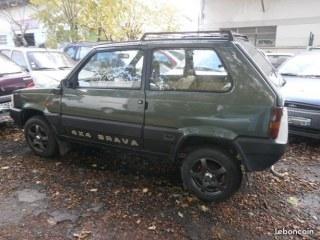 FIAT PANDA 4X4 1000 50cv