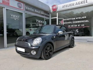 Mini Mini Cooper Cooper 120ch Pack Chili 81000 km