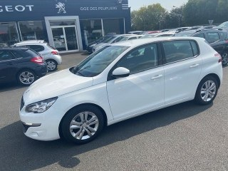 Peugeot 308 BUSINESS PACK GPS 1.6L HDI 115CV BVM6 96687 km