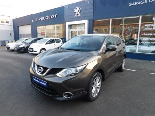 Nissan Qashqai 1.5 Dci 110 ch CONNECT EDITION 82000 km