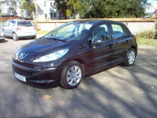 PEUGEOT 207 1.4 HDI TRENDY 70CH 5portes
