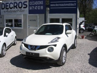 Nissan Juke 1.5 dCi 110ch PACK CONNECT 10 km