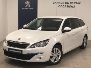 Peugeot 308 SW 1.6 Hdi 100ch ACTIVE BUSINESS 79366 km