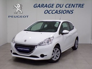 Peugeot 208 1.4 Hdi 68ch Active 3 portes 97790 km