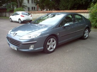 PEUGEOT 407 2.0 HDI 16V EXECUTIVE 136CH