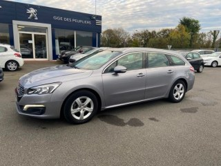 Peugeot 508 SW ACTIVE BUSINESS 1.6L HDI 120CV BVA6 122461 km