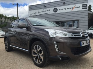 Citroën C4 Aircross 1.6 E-HDI 115 EXCLUSIVE 4X4 BV6 7000 km