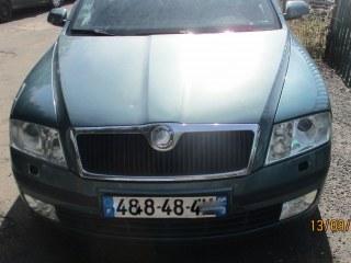 SKODA OCTAVIA II 2LTDI 16V 136 CV