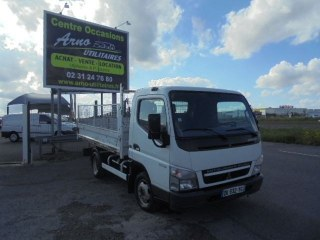 Camion benne Mitsubishi canter 130 ch / VO : 1066